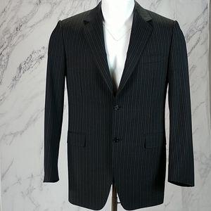 CANALI Italy pinstripe sportcoat